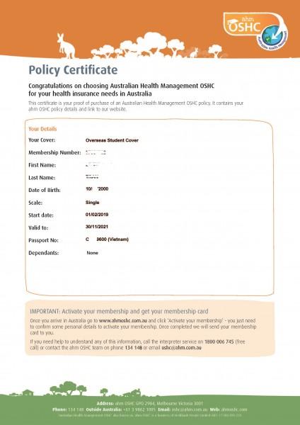 TLTNguyet_OSHC certificate