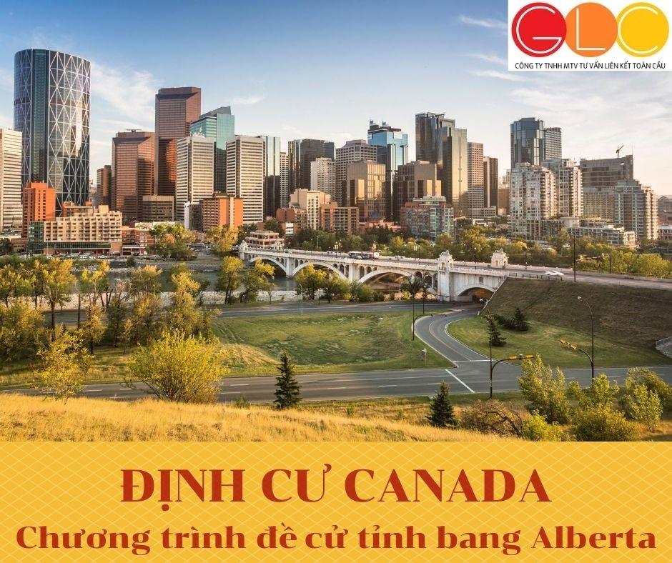 Định cư Alberta