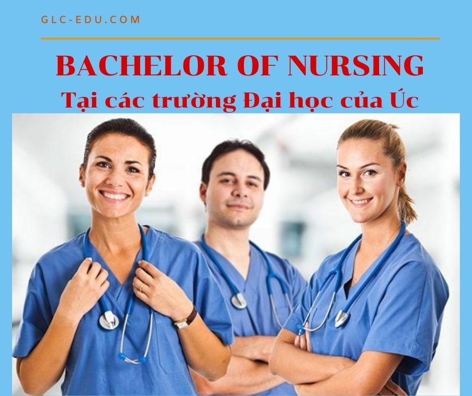 bachelor of nursing tại úc